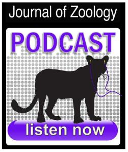 Journal of Zoology podcast logo