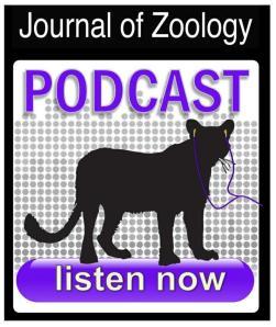 Journal of Zoology podcast logo