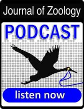 Journal of Zoology Podcast